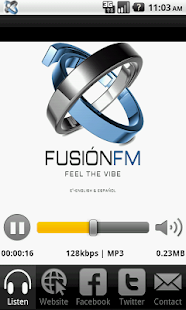 Fusion FM- screenshot thumbnail