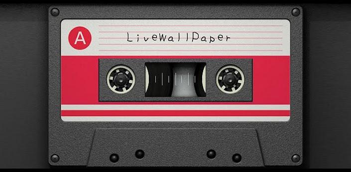 Cassette LiveWallpaper v1.1.4