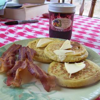 Blender Batter Pancakes.