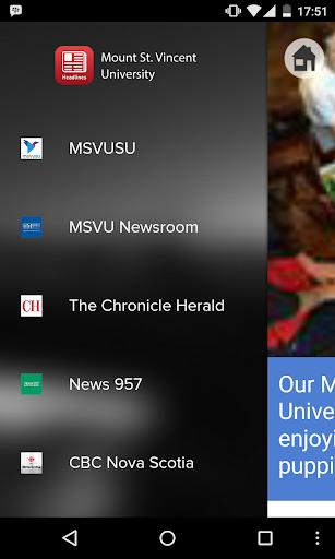 Headlines - MSVU