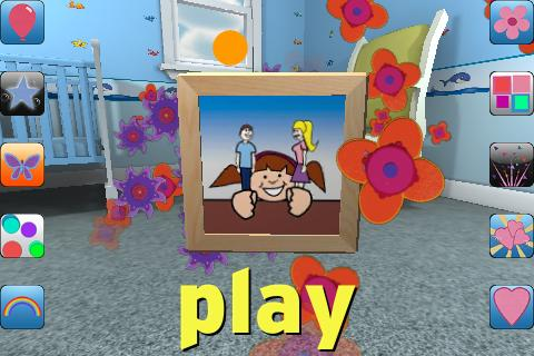 Baby Toy 3D - screenshot
