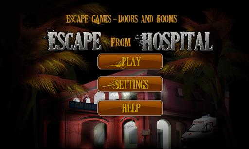 Escape Game - Hospital Escape