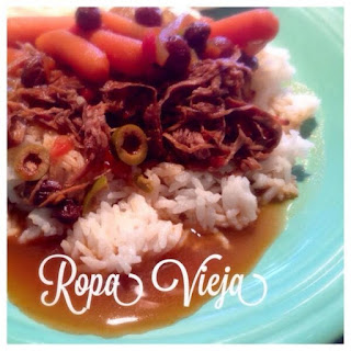 Jules' Ropa Vieja - Old Clothes