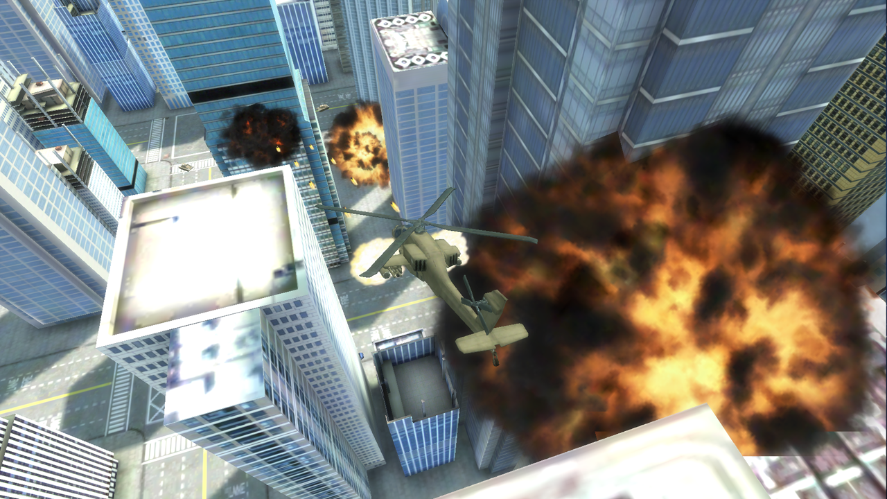 GT Apache vs Tank in New York- screenshot