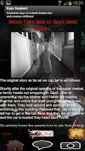 Paranormal Tracks- screenshot thumbnail