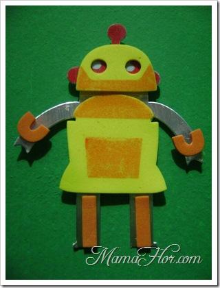 Decoración de Robot 2534