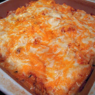 King Ranch Chicken.