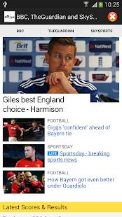BBC Sports Sky sports News