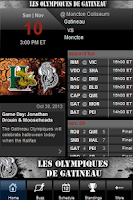 Screenshot of Gatineau Olympiques