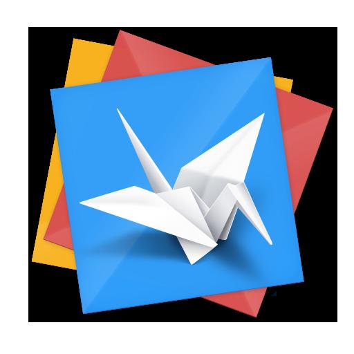 Nghệ thuật gấp giấy Origami 娛樂 LOGO-玩APPs