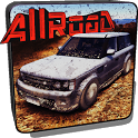 Rally SUV Racing All Road 3D icon