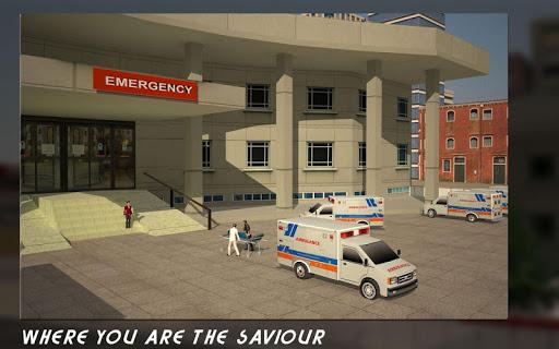 玩免費模擬APP|下載救急車のドライバーの3Dシミュレータ app不用錢|硬是要APP