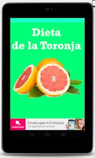 Dieta de la Toronja - 8 kilos - náhled