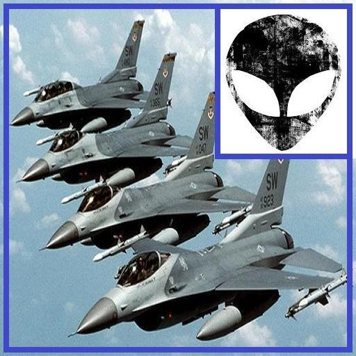 Jet FighterAliens: Middle East LOGO-APP點子