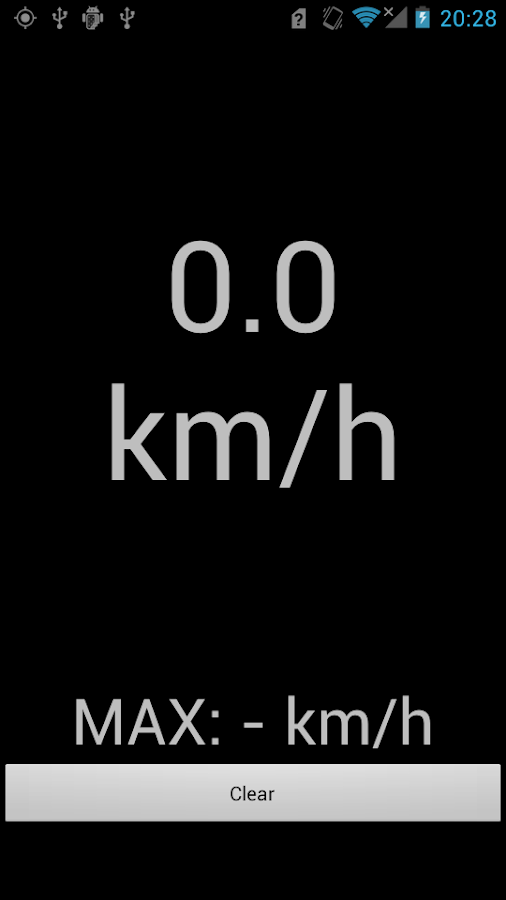 gps speedometer km h android apps on google play