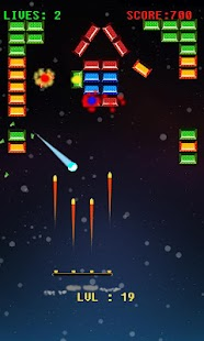 Space Bricks Breaker - screenshot thumbnail
