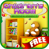 Children's Room Hidden Objects
