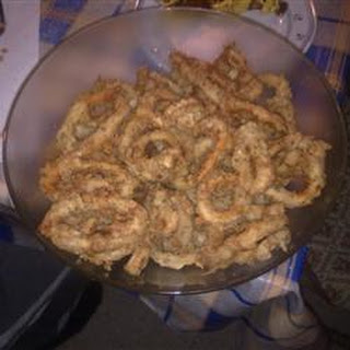 Buttermilk-Battered Calamari