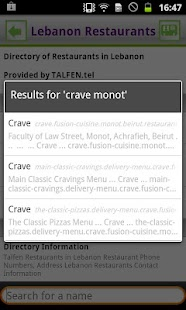 Talfen- screenshot thumbnail