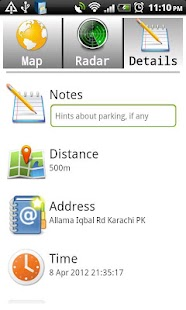 CarLocator SMS PlugIn - screenshot thumbnail