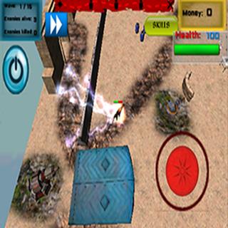 Zombie Tower Defense