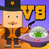 Aliens vs Cowboys FREE