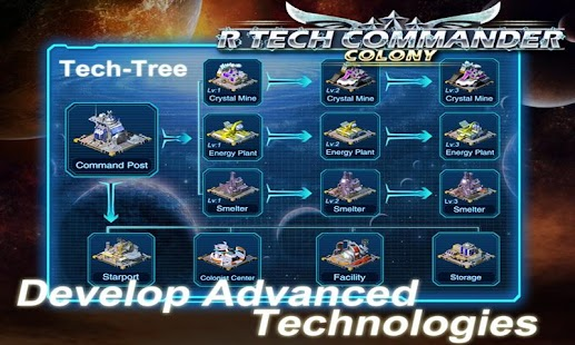 R-Tech Commander Colony- screenshot thumbnail