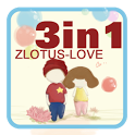 ZLOTUS LOVE GO Holistic Theme icon