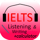 IELTS listening & writing test
