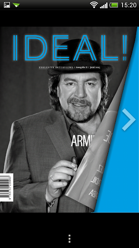 IDEAL Interview Magazin