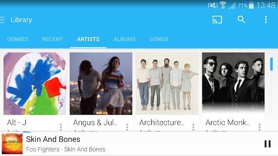 Shuttle Music Player Screenshot 25
