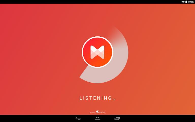 android Musixmatch Songtexte Screenshot 5