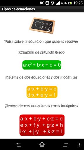 Equation 2nd grade xy xyz