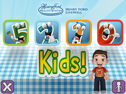 5-2-1-0 Kids! by HFHS LiveWell- screenshot thumbnail