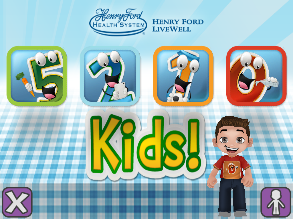 5-2-1-0 Kids! by HFHS LiveWell- screenshot
