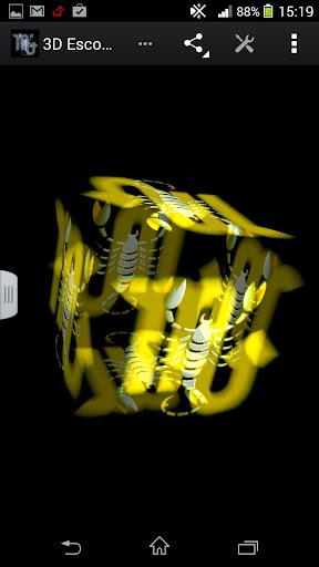 玩生活App|3D天蠍星座壁紙免費|APP試玩