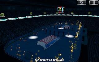 Screenshot of Hockey Nations 2011 THD