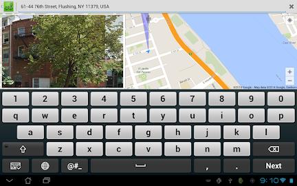 Instago Street View Navigation Screenshot 9