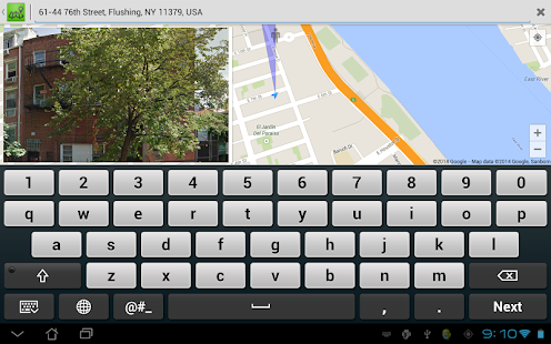 Instago Street View Navigation Screenshot 14