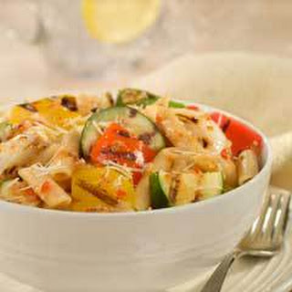Grilled Vegetable & Pasta Salad