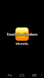 Touch the Numbers for Android- screenshot thumbnail