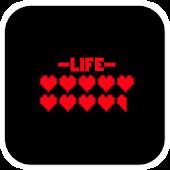 EvolveSMS Theme Life Bar