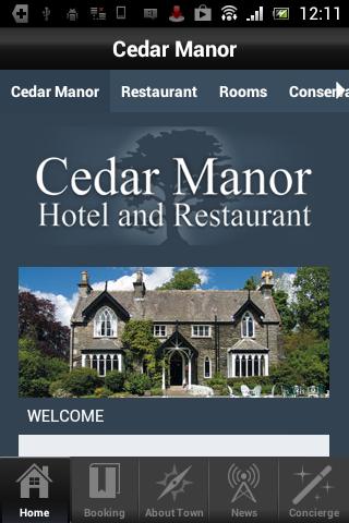 Cedar Manor Hotel - The Lakes