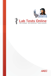 Lab Tests Online-M - screenshot thumbnail