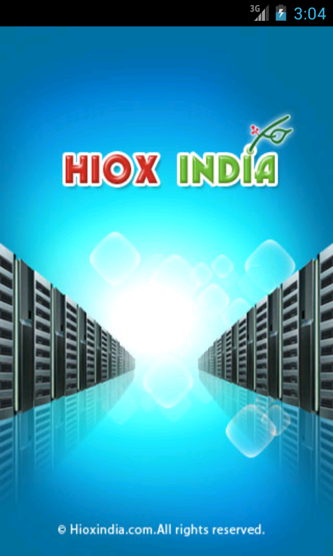 HIOXINDIA.com Mobile App- screenshot