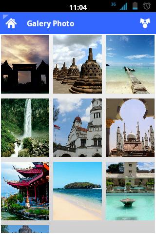 Visit Jawa Tengah - screenshot