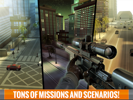 Sniper 3D Assassin: Free Games 1.6.2 screenshot 4760