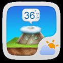 Fresh  Widget GO Weather EX icon