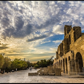 athens, greece by Δημήτρης Παπαγεωργίου - Buildings & Architecture Statues & Monuments