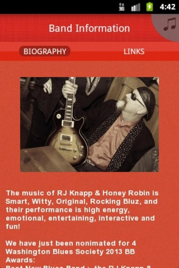 RJ Knapp & Honey Robin - screenshot